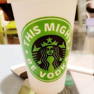 """Travel """"Coffee"""" Mug"""
